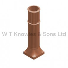 W T Knowles & Sons Ltd Chimney Pots, Louvres, Tall Boy Pot and Vents