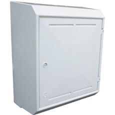 gas meter Box Mk2 - Surface mounted