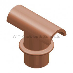 Sankey Push-In Hood - Clay Chimney pots and cowls