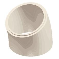 Flue Liner Bend illustration