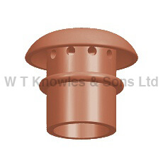 W T Knowles & Sons Ltd Established in 1906, Producing Clay Drainage, Chimney Pots Mushroom Hood Insert and Chimney Cowls.