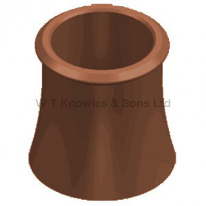 Roll top pot digital illustration - Clay Chimney pots