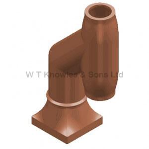 Popular Pot - Clay Chimney pots illustration